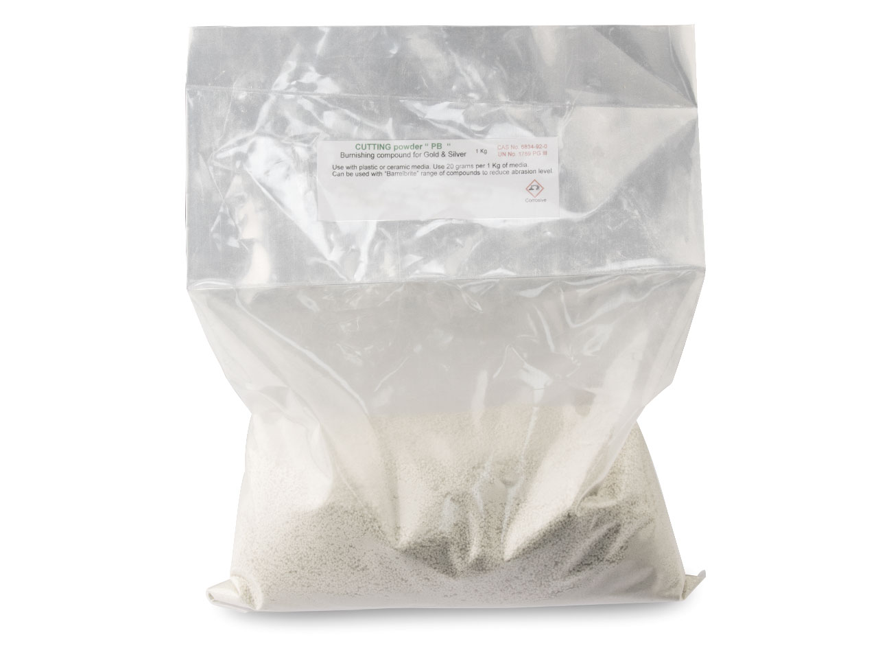 Cutting Powder 1kg Un3262
