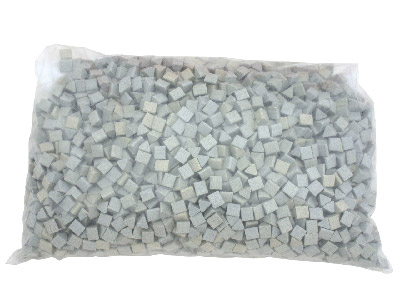 Ceramic Pyramid Chips, 6mm, 1kg