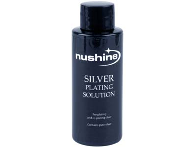 Silver Plating Solution Nushine