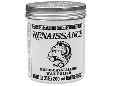 Renaissance Micro-crystalline      Preserving Wax Polish 200ml