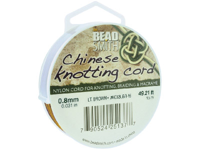 Beadsmith-Brown-Chinese-Knotting---Co...