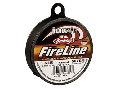Fireline-Beading-Thread-6lb,-------Cr...