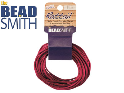 Beadsmith Rattail Cord