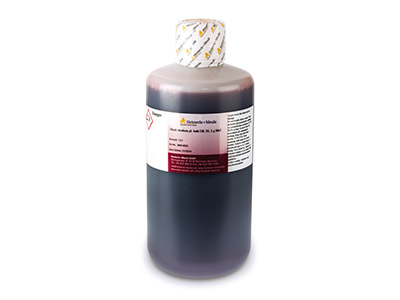 Heimerle And Meule Black Rhodium   Plating Solution Ready Mix 1 Litre 2g Rhl Un3264