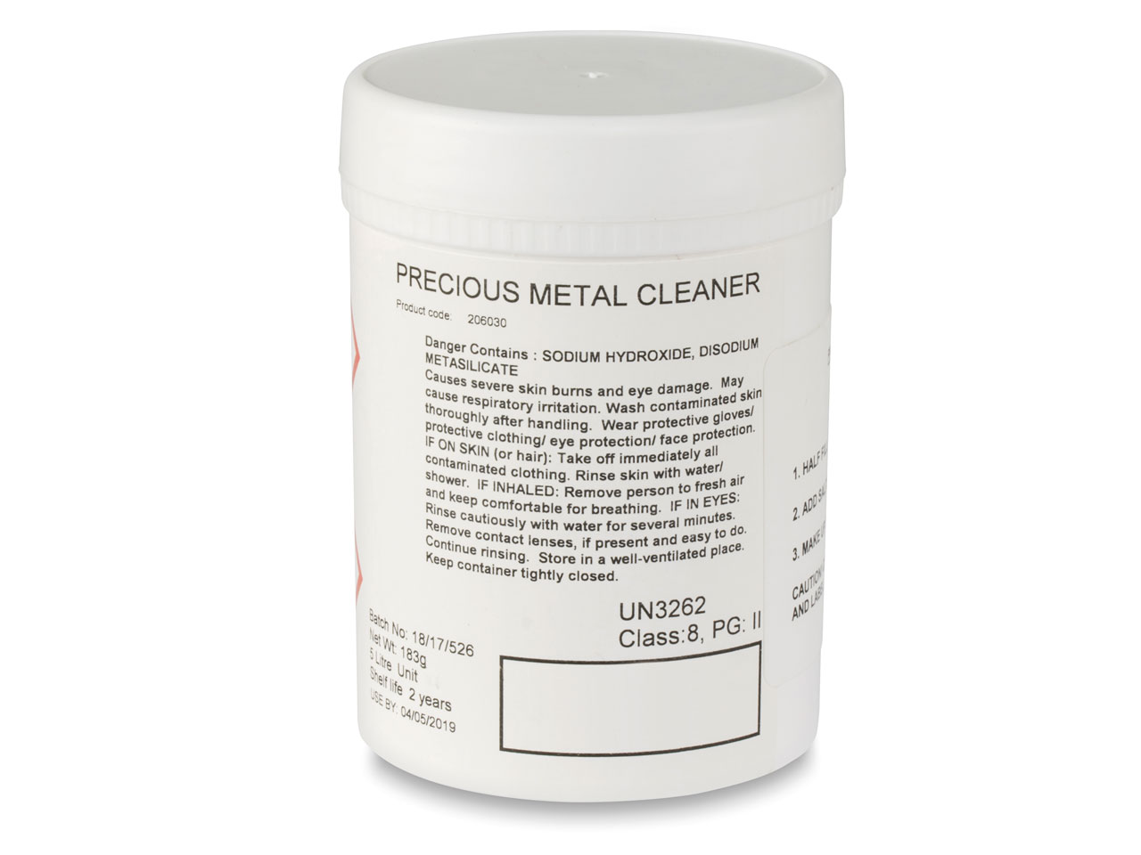 Cleaning-Salts-5-Litre-Un3262