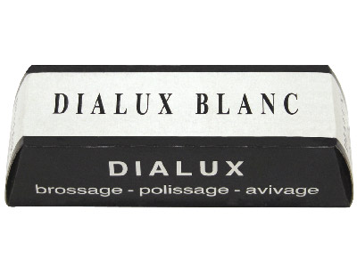 Dialux White For Finishing All     Metals 100g