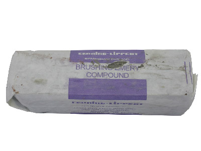 Emery Compound For Initial         Polishing Of Most Metals 820g