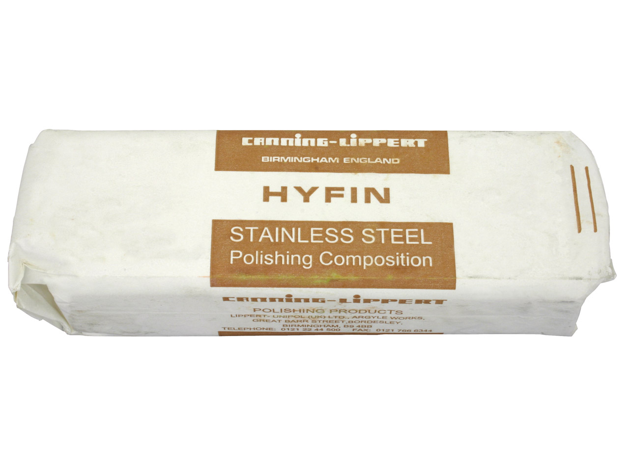 Hyfin For Polishing Stainless      Steel, 810g