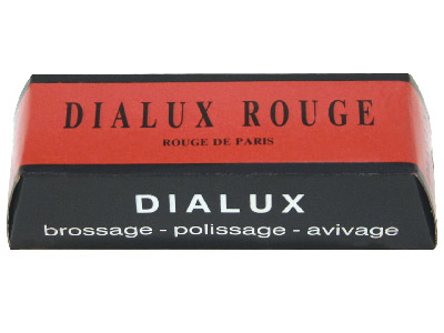 Red Dialux For A Very High Finish  On Gold And Silver 100g