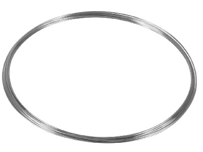 Memory Wire Necklet Supplied In Packs Of 6 7.1gms Per Pack