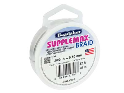 Beadalon-Supplemax-Braid-Nylon-----Co...