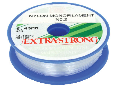 Nylon-Monofilament-.45mm