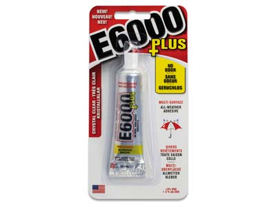 E6000 Craft Jewellery Glue 5.3ml   Un1897