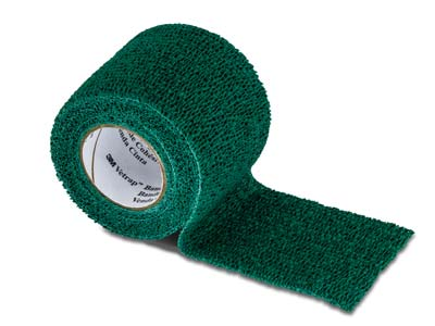 JoolTool Finger Protection Tape    Green 50mm X 4.5m
