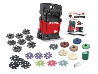 Master Jewellery Polishing And Sharpening Kit