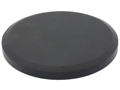 Spare Rubber Lid For Evans Barrelling Machine