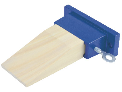 Bench Peg Holder With Removable    Wooden Peg