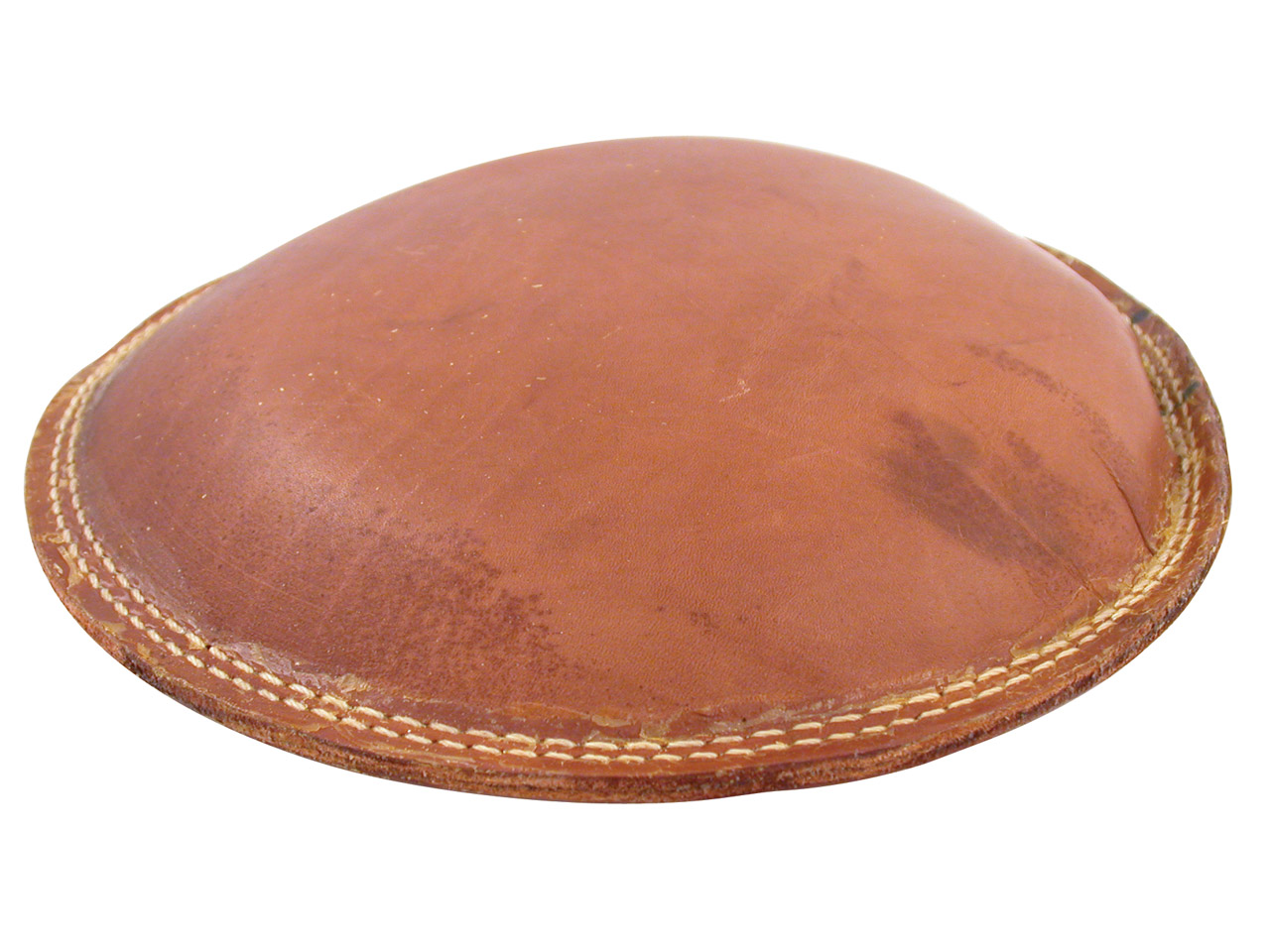 Leather Sandbag/cushion, Filled    With Sand, 180mm/8