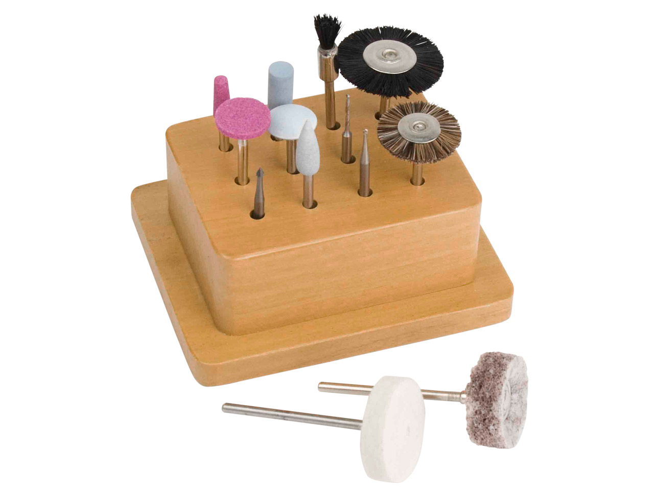 Accessory Kit For Polishing Pmc Or Art Clay Silver