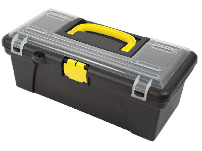 Small Plastic Tool Box