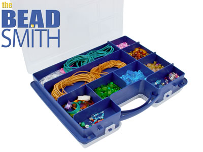 Beadsmith Double Sided Storage Organiser Case