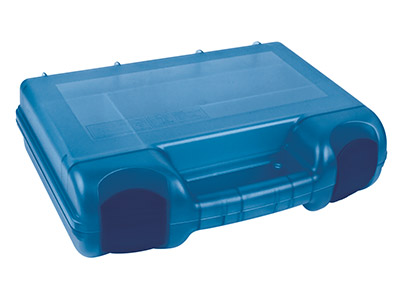 Blue Storage Organiser Case