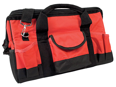 Megamouth Tool Bag,27 Pockets 18