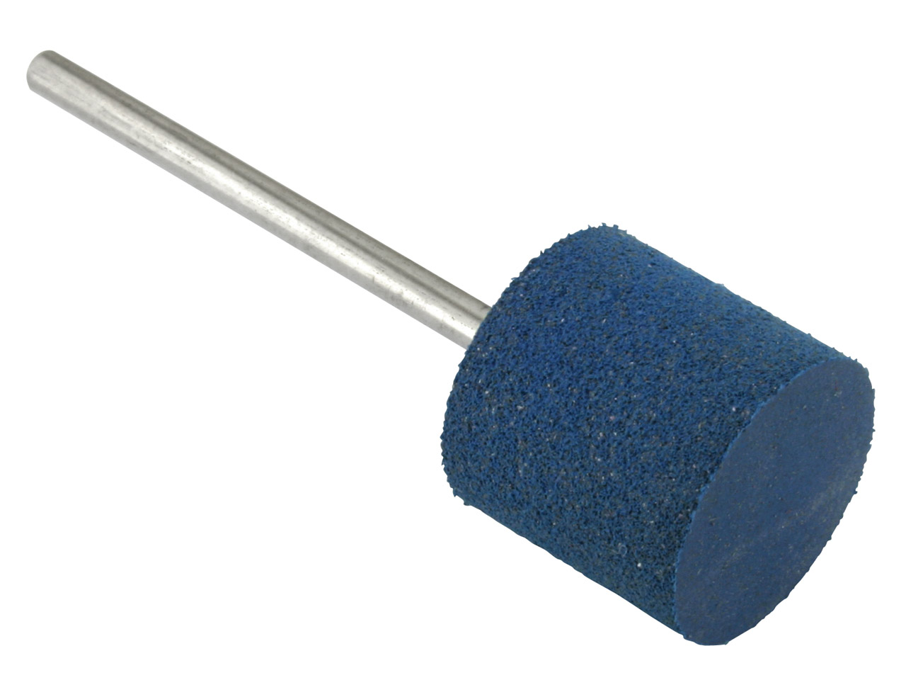 Eveflex Rubber Burr, 520 Blue -    Coarse, On A 2.34mm Shank