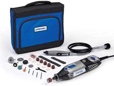 Dremel 4000  Flexshaft Dremel 4000 With Accessory Kit