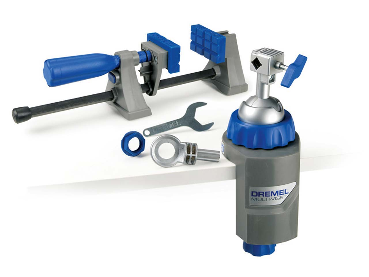 Dremel Multivise Vice, Clamp And   Tool Holder