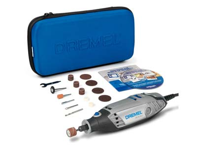 Dremel-3000-Rotary-Drill-Kit-With--15...