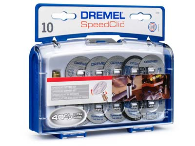 Dremel Speedclic Cutting Accessory Set