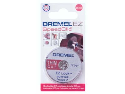 Dremel Speedclic Thin Cutting Wheel Pack of 5