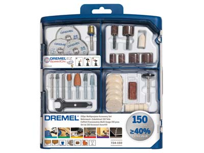 Dremel Accessory Set 150 Pieces