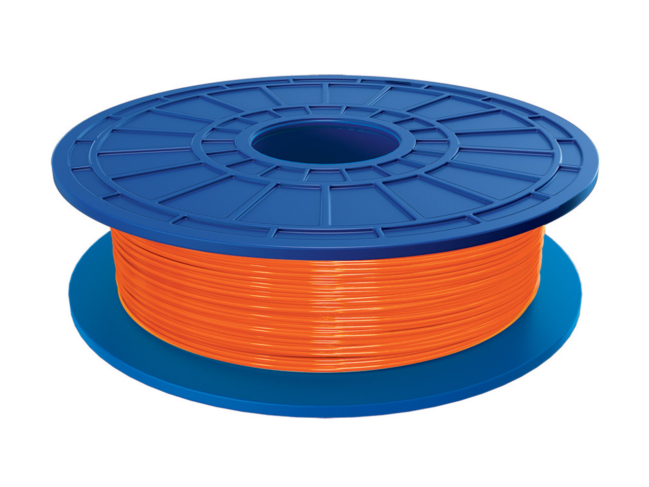 Dremel 3D PLA Filament, Orange