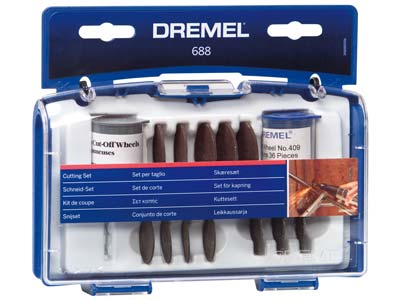 Dremel Cutting Accessory Set 69    Pieces