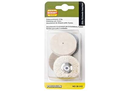 Proxxon-Polishing-Set-For-Use-With-Po...