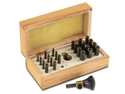 Bezel Setting Punch Set Of 24