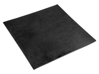 Rubber Bench Mat 300mm X 300mm X X 5mm