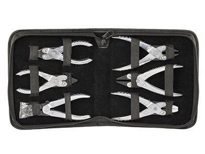 Classic Parallel Pliers Set