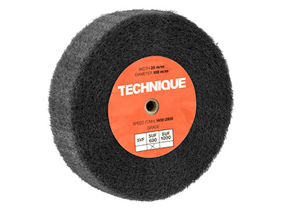 Technique Matting Wheel Fine 600