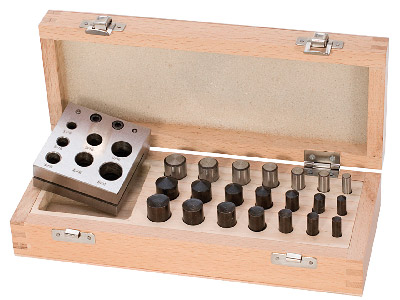 Deluxe Disc Cutting Set For Cutting Flat And Shallow Coned Discs