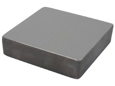 Steel Bench Block 8cm X 8cm