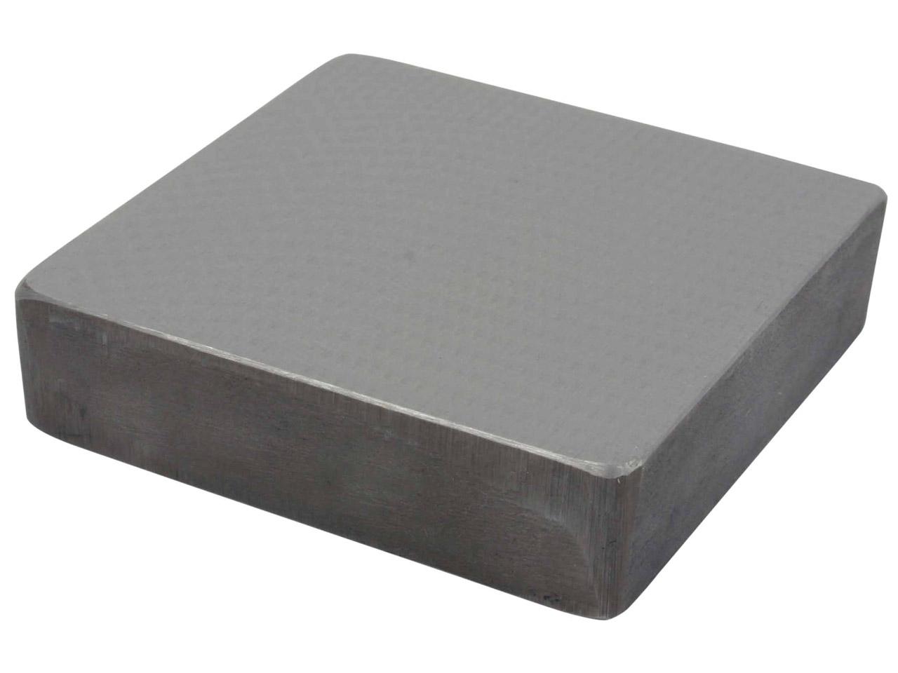 Steel Bench Block 8cm X 8cm