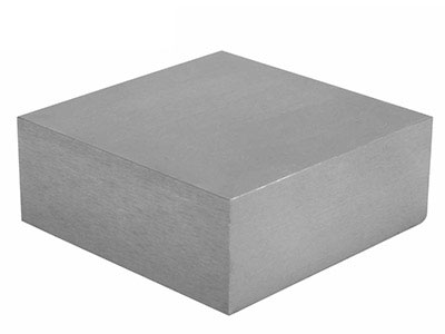 Durston Steel Bench Block 5cm X 5cm