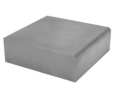 Durston Steel Bench Block 6.5cm X  6.5cm