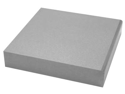Durston Steel Bench Block 13cm X   13cm