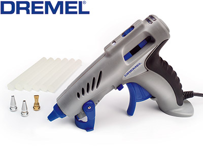 Dremel Hobby Glue Gun Kit