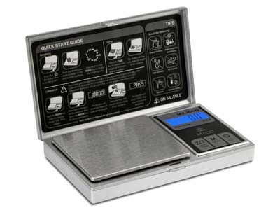 Myco Mz-1000 Digital Pocket Scale