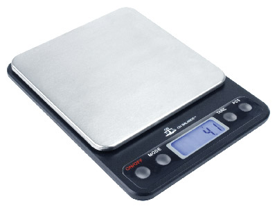 On Balance Ob-3000 3kg Digital     Table Top Scale